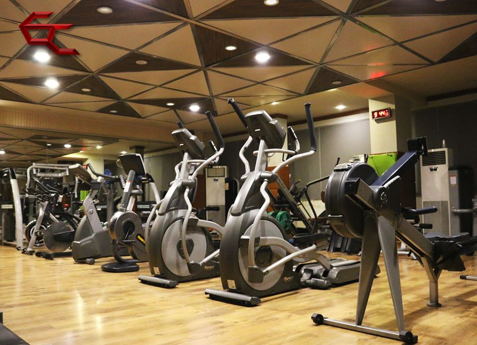 executive club fitness gym in islamabad