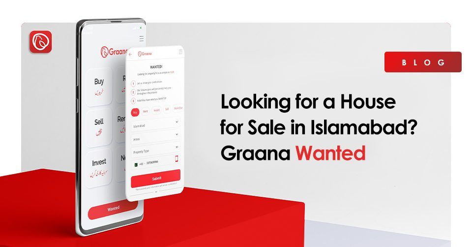 house for sale - graana wanted
