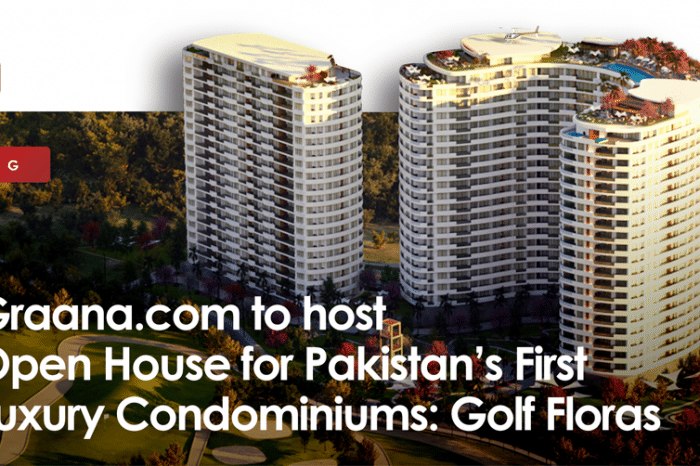 Graana Open House | Golf Floras - Pakistan's First Luxury Condominiums