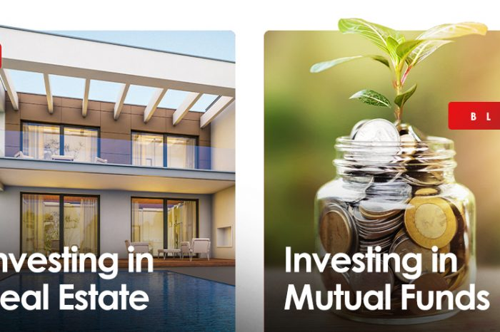 Investing in Real Estate vs Mutual Funds - Which one is better option?