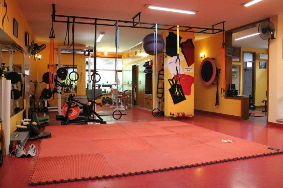 omnifarious gym in islamabad