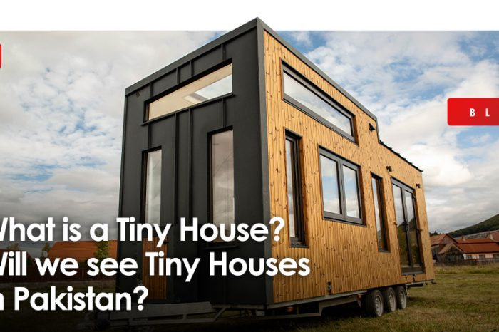 What is a Tiny House? Will we see tiny houses in Pakistan?