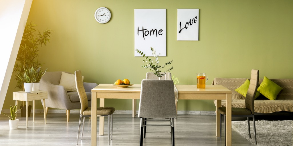 wall paint color for dining rooms