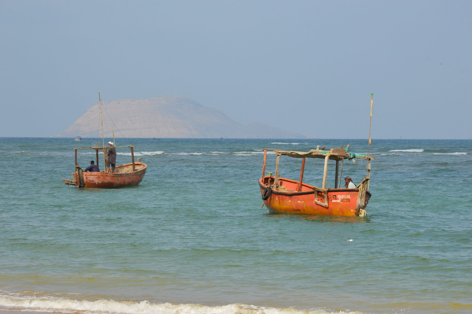 Charna Island Karachi