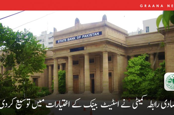 اقتصادی رابطہ کمیٹی نے اسٹیٹ بینک کے اختیارات میں توسیع کردی