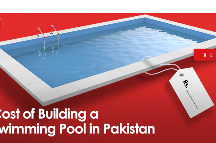 Cost of Building a Swimming Pool in Pakistan