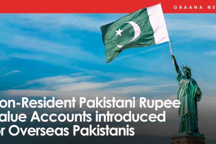 Non-Resident Pakistani Rupee Value Accounts introduced for Overseas Pakistanis