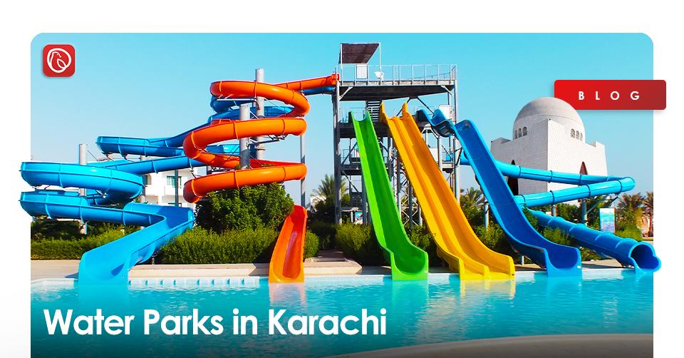 water parks in karachi