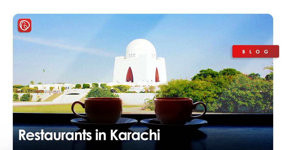 restaurant in karachi