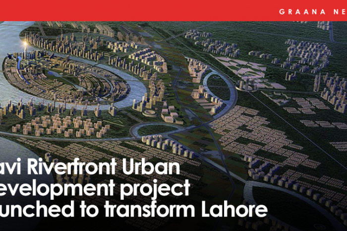 Ravi Riverfront Urban Development project launched to transform Lahore