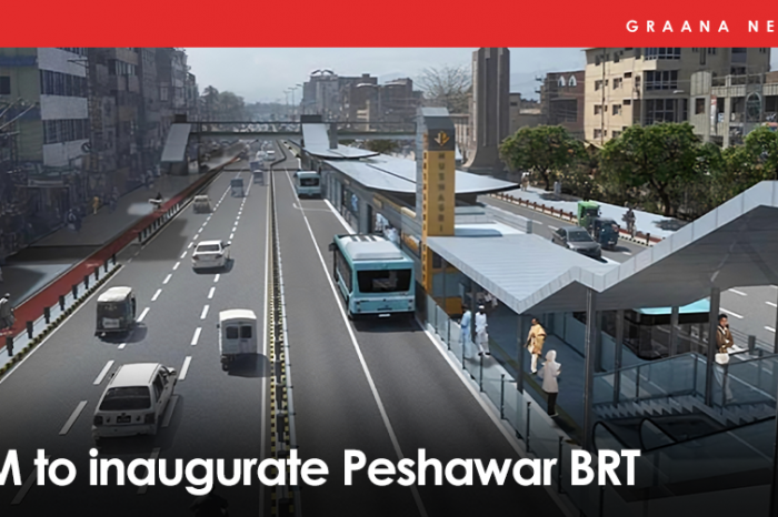 PM to inaugurate Peshawar BRT