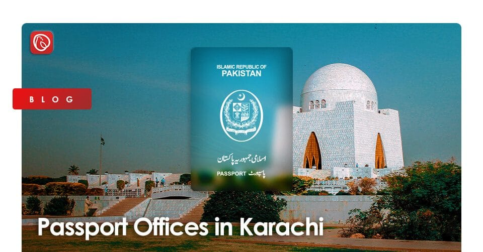 passport offices in karachi