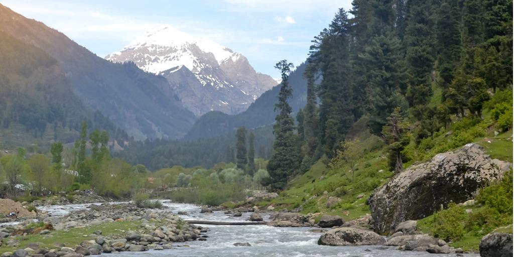 river jehlum in pakistan