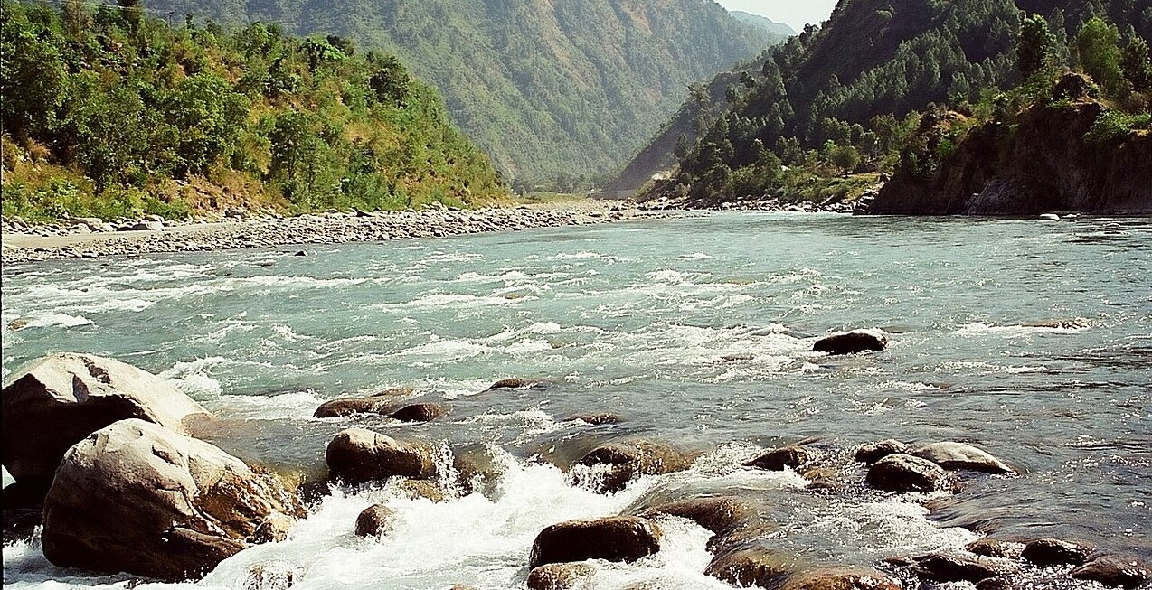 river ravi in pakistan