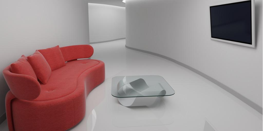 curve furniture trend