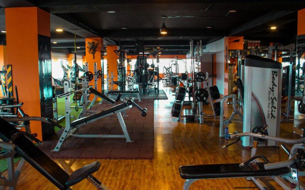 Platinum Fitness Center karachi