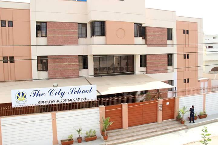city school karachi