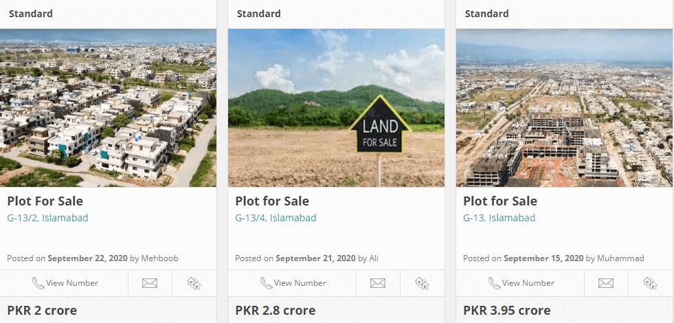g13 properties