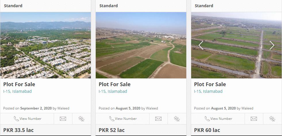 i15 properties