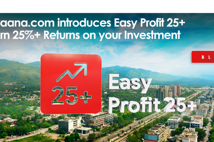 Easy Profit 25+ - Earn 25%+ Returns on your Investment