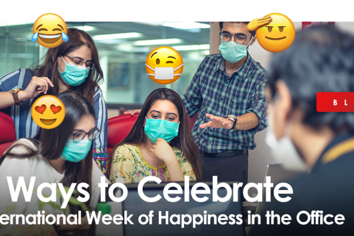 5 Ways to Celebrate International Week of Happiness in the Office