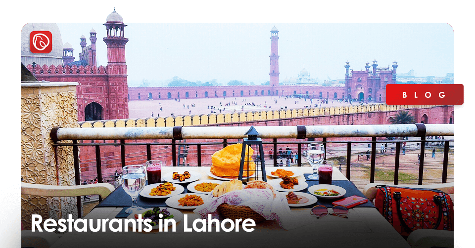 Restaurants in Lahore