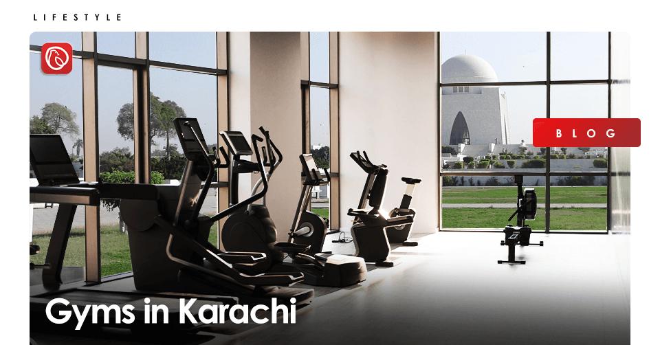 gyms in karachi