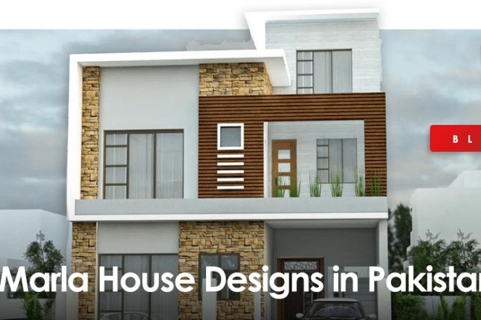 5 Marla House Designs in Pakistan