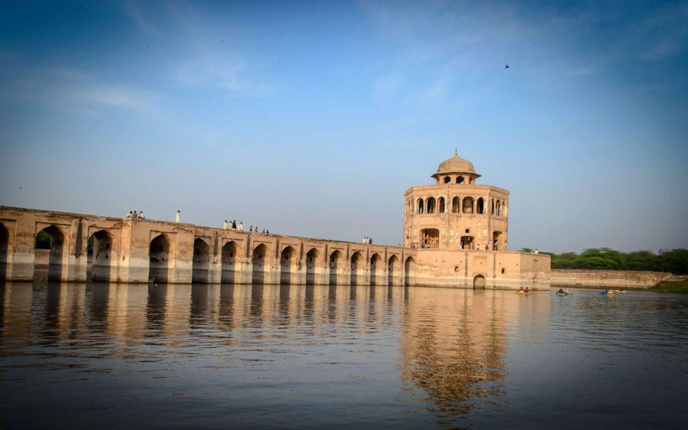 Hiran Minar Sheikhupura Punjab - historical place in pakistan