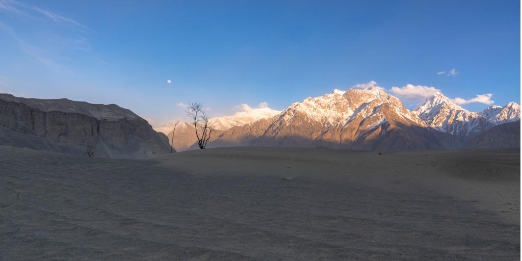 cold-desert in pakistan