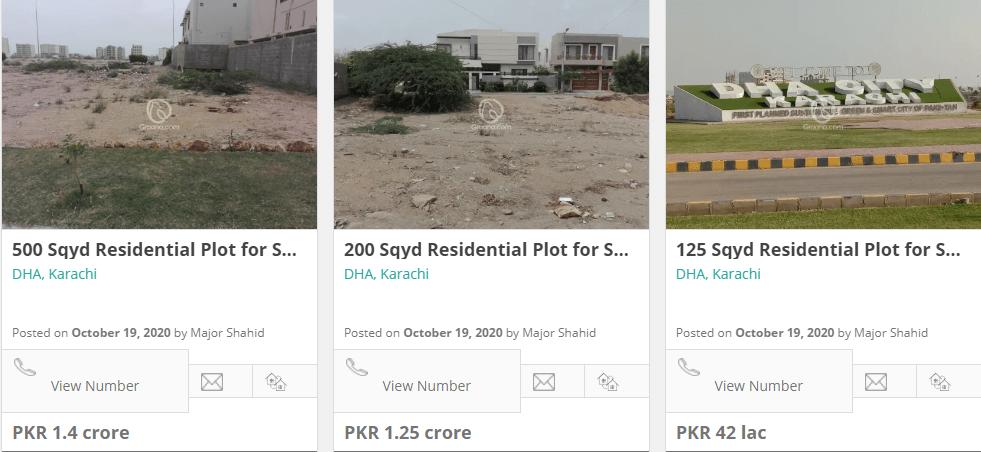 invest in dha karachi