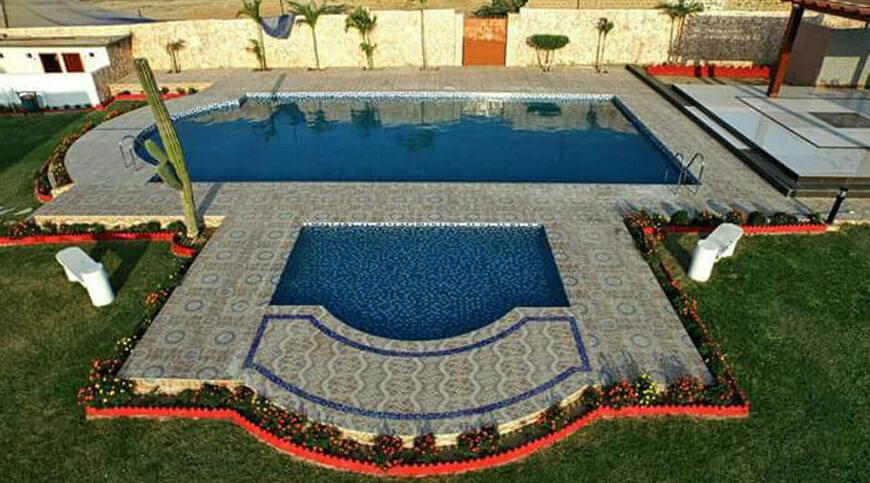 al syed farmhouse karachi