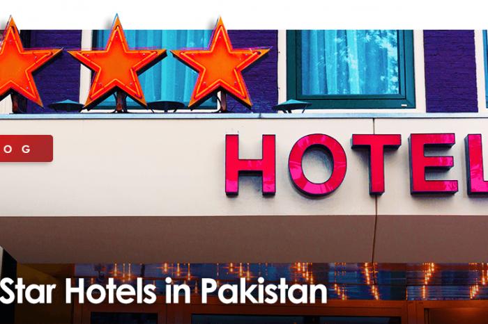 The Best 3 Star Hotels in Pakistan