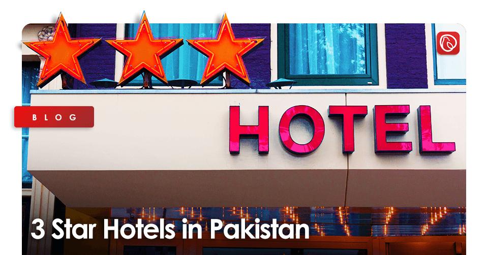 3 star hotels in Pakistan