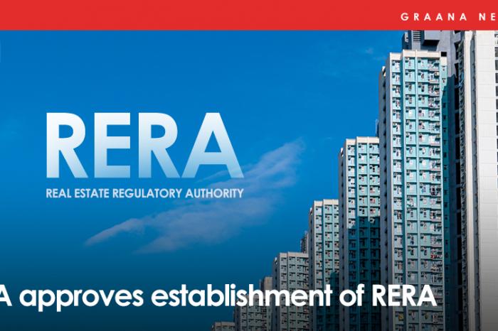 NA approves establishment of RERA