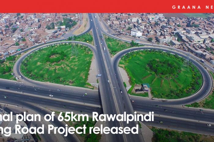 Final plan of 65km Rawalpindi Ring Road Project released