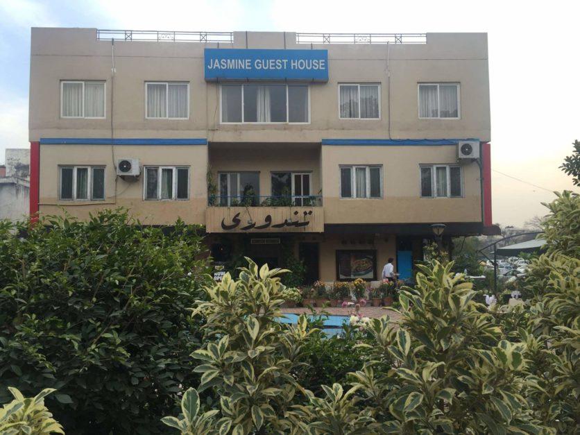 jasmine inn hotel in pakistan