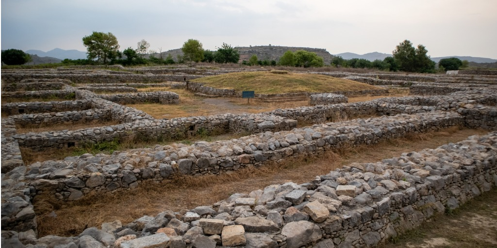 taxila historical city in pakistan