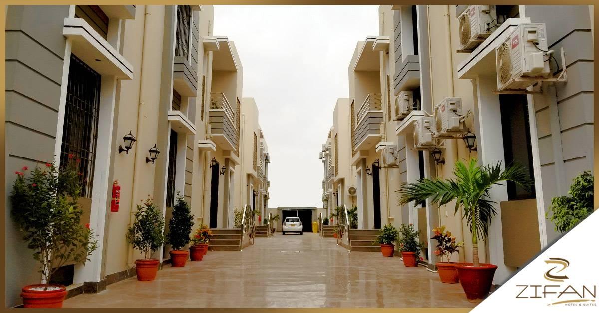 zifan hotel & suites in pakistan