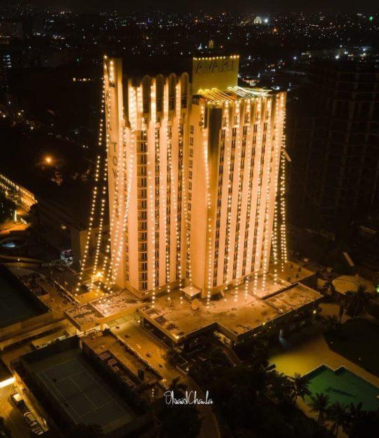 avari tower karachi 4star hotel