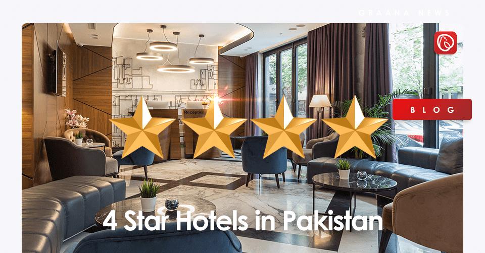 4 star hotels in pakistan