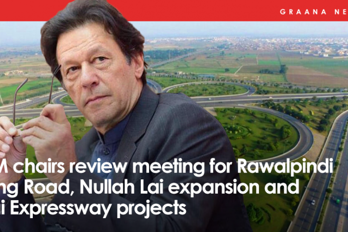PM chairs review meeting for Rawalpindi Ring Road, Nullah Lai expansion and Lai Expressway projects