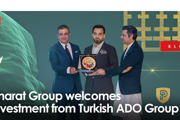 Imarat Group welcomes investment from Turkish ADO Group
