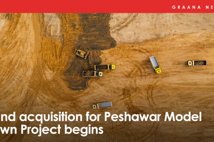 Land acquisition for Peshawar Model Town Project begins