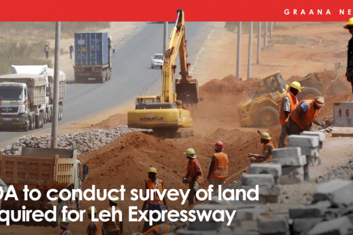 RDA to conduct survey of land required for Leh Expressway