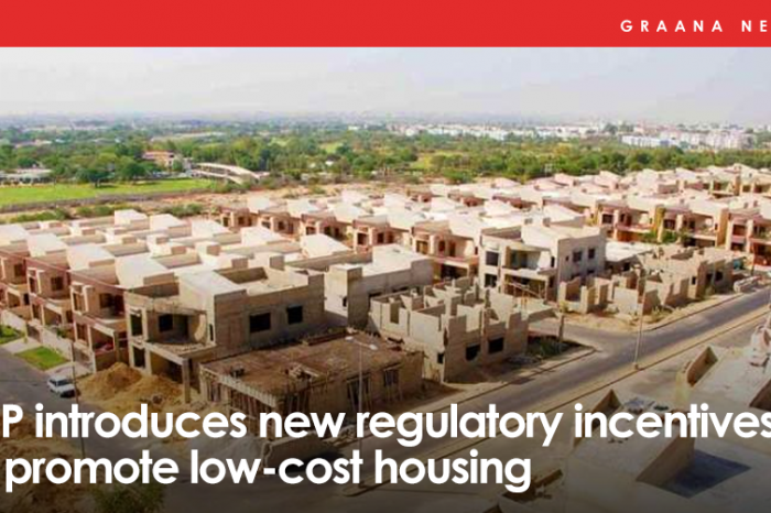 SBP introduces new regulatory incentives to promote low-cost housing