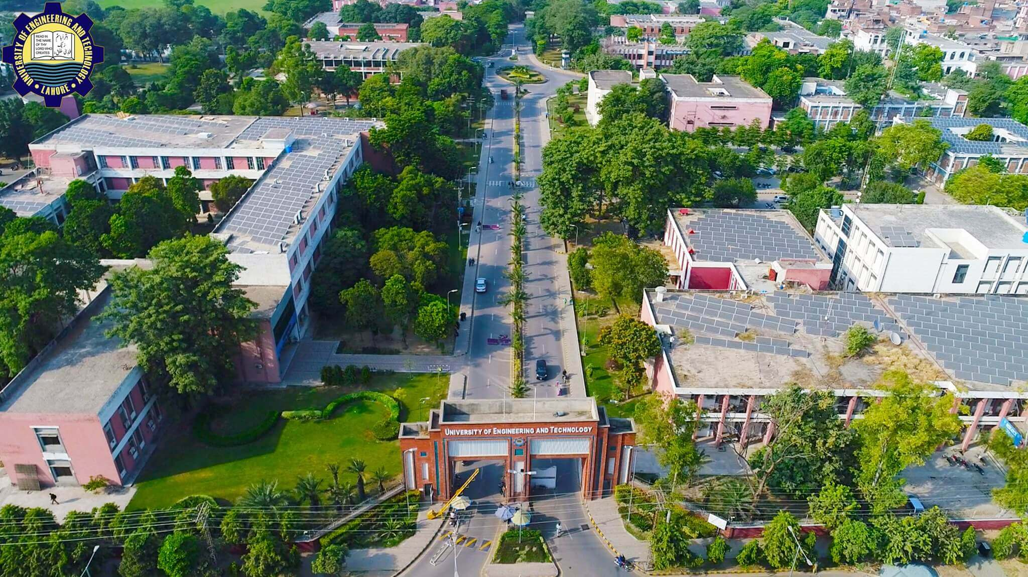 UET university in lahore