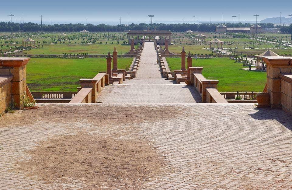 bagh e ibn qasim park in karachi