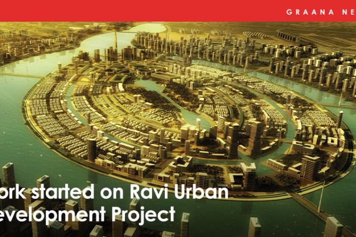 Work started on Ravi Urban Development Project