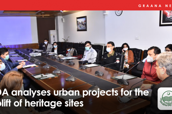 RDA analyses urban projects for the uplift of heritage sites